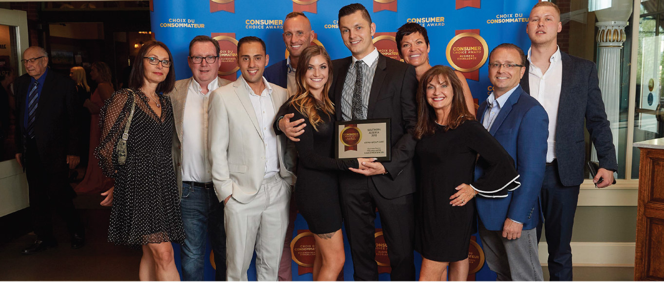 Consumer Choice Award - Pic 1